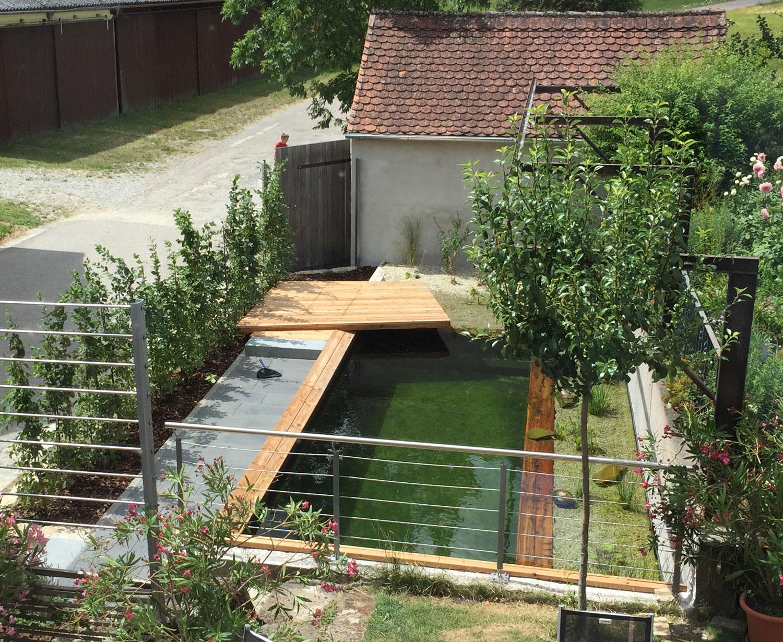 schwimmteich vorstellung wasserqualit t algen s ll. Black Bedroom Furniture Sets. Home Design Ideas