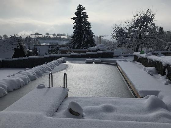 Schnee ❄️
