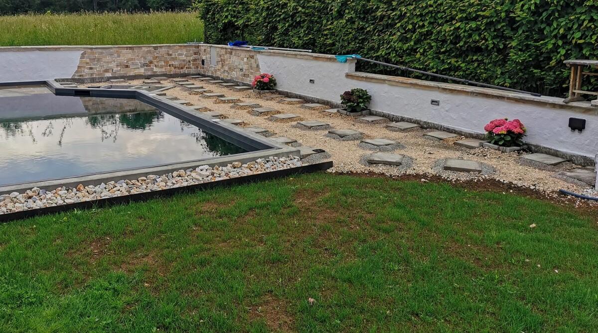 Vorbereitung UK Terrasse